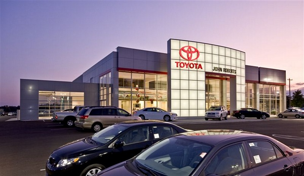 Stop By Today And Visit John Roberts Toyota In Manchester. Serving  Murfreesboro, Chattanooga, Tullahoma, And McMinnville. They Take Pride In  The Vehicles ...